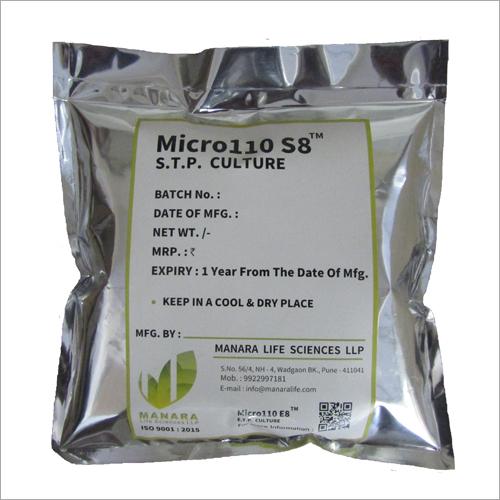 Micro 110 S8 S T P Culture