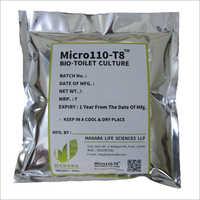 Micro110-T8 Bio-toilet Culture