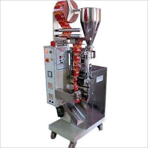 Automatic Supari Pouch Packaging Machine