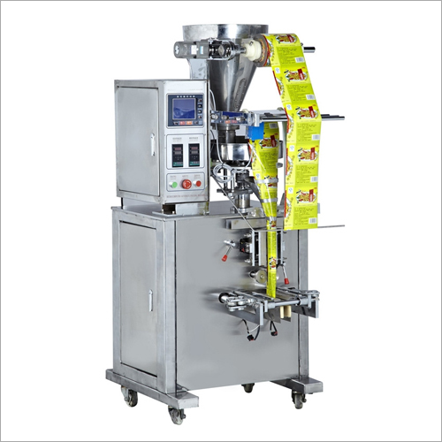 Banana Chips Pouch Packaging Machine