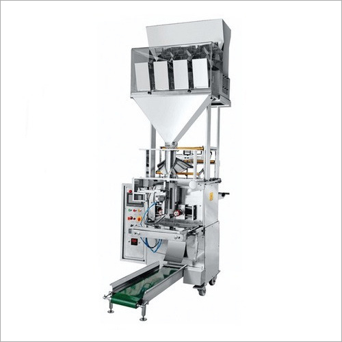 Four Head Linear Weigher Packaging Machine