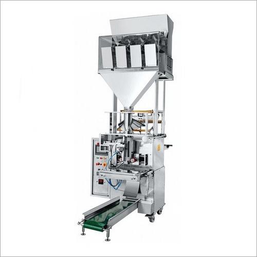 Four Head Linear Weigher Packaging Machine