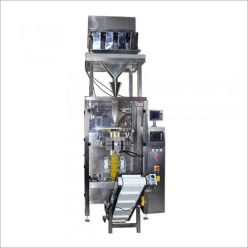 Four Head Weigher Packaging Machine