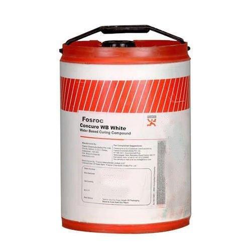 Fosroc Concure WB Concrete Curing Compound