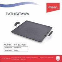 Impex IPT-3336 Nonstick Aluminium Pathiri Tawa