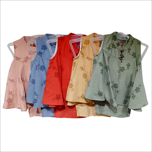Girls Summer Top
