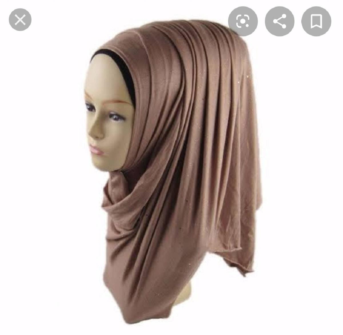 Printed scarf & georgette scarf