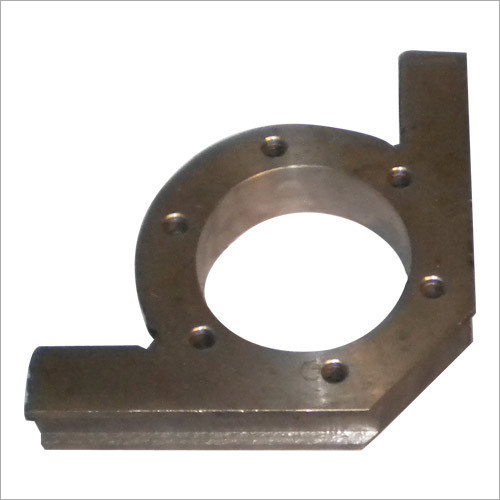 L Shape Block Bearing Housing