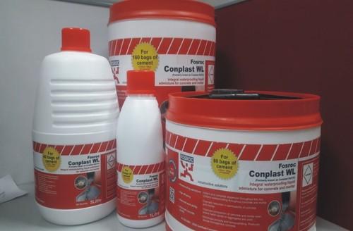 Fosroc Conplast WL Concrete Admixture