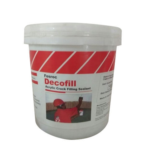 Fosroc Decofill Crack Filler