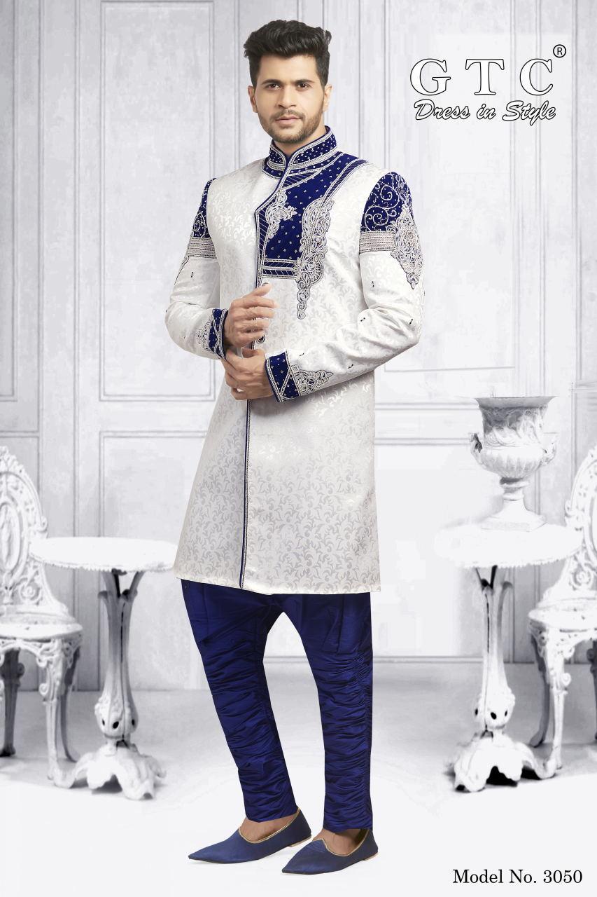 3050 Designer Sherwani