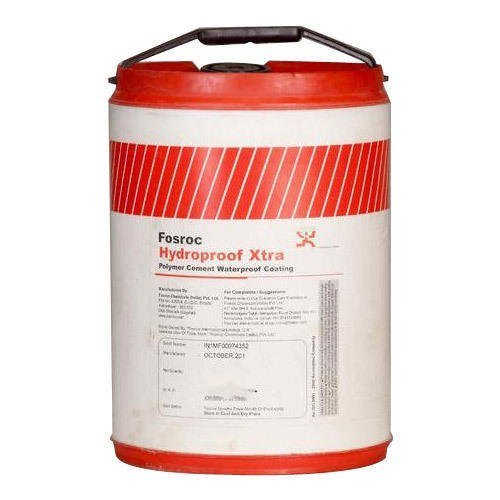 Fosroc Hydroproof Xtra Waterproofing Chemical