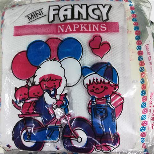 Mini Fancy Napkin