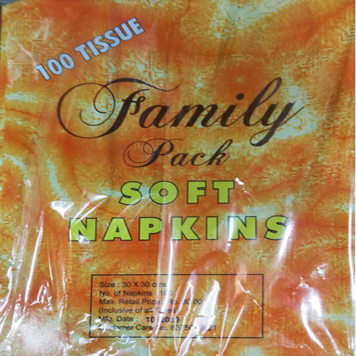 Family Pack Napkins