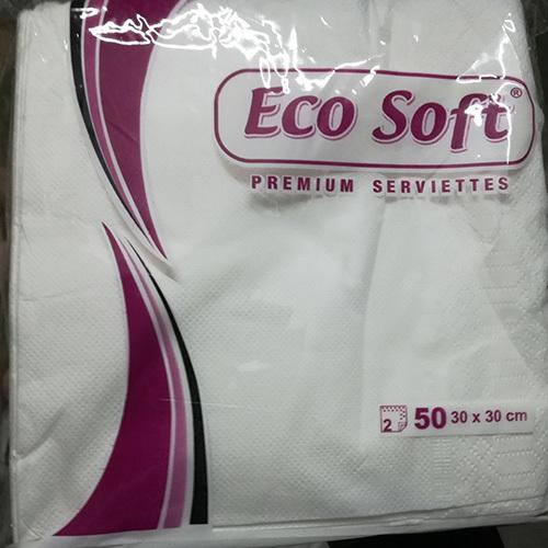 30X30 Ecosoft Napkins