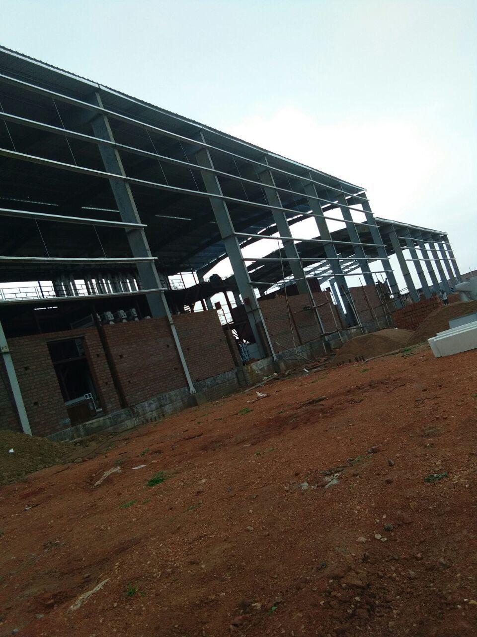 Heavy PEB Steel Structures Plants