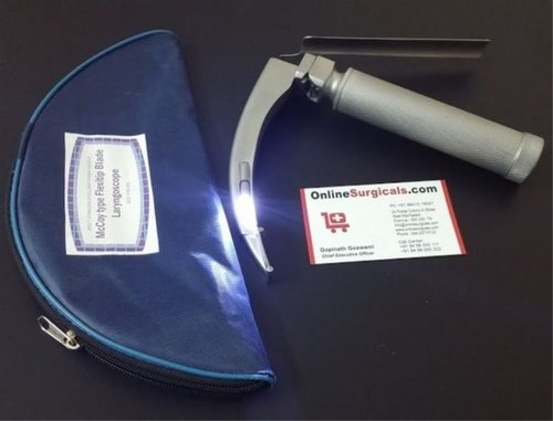 McCoy Type Flexitip Laryngoscope Blade