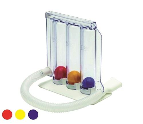 Triball Spirometer Respiratory Exerciser