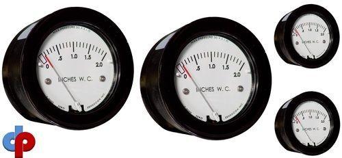 Dwyer 2-5000-500PA Minihelic II Differential Pressure Gauge 0-500 Pa