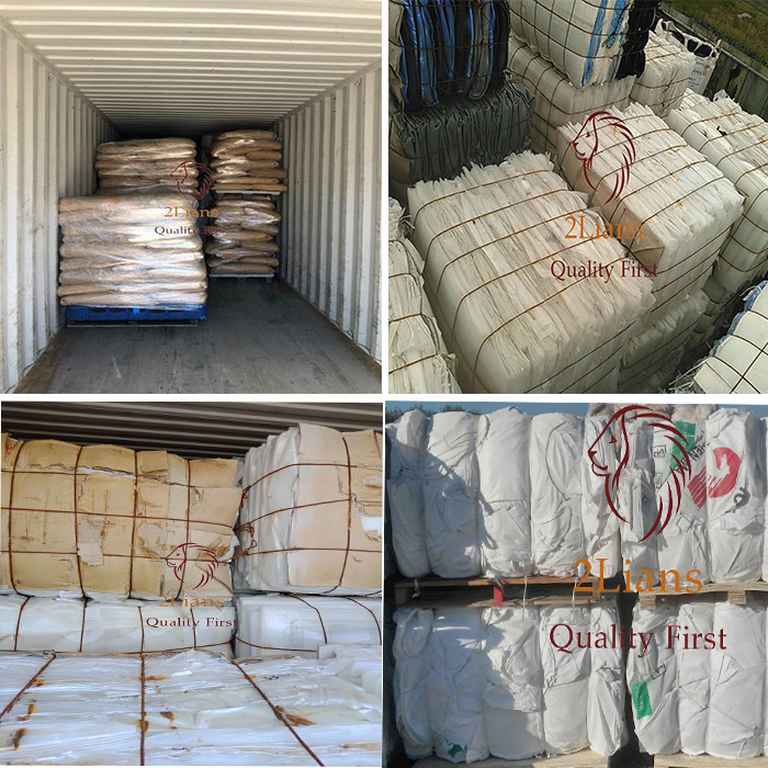 LDPE Film Mix Color On Bales Film Scrap Industrial