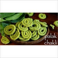 Palak Chakali
