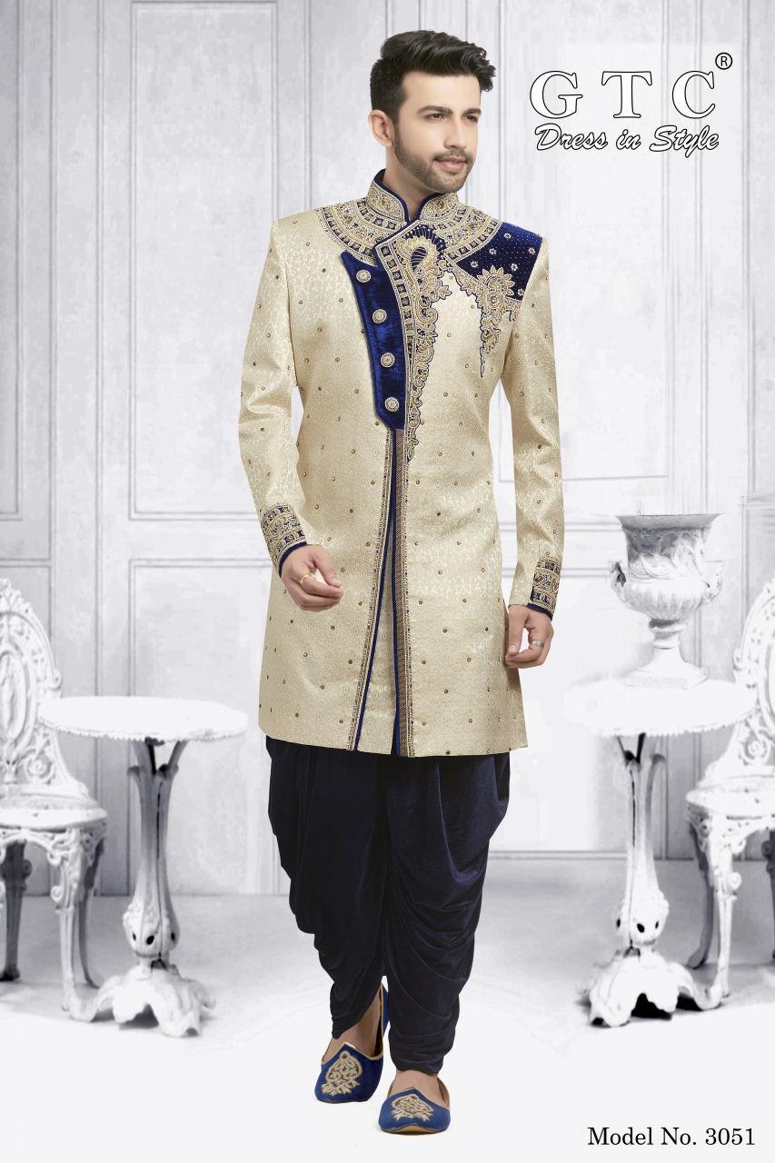 3051 Designer Sherwani