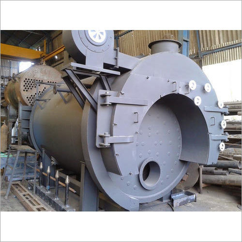 Oil Cum Gas Fired Package Steam Boilers