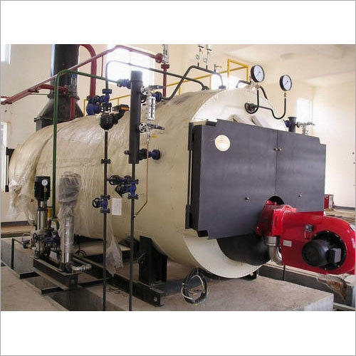 Gas Fired Steam Boilers