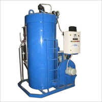 Industrial Vertical Gas Fired Steam Boilers