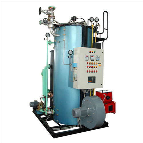 Vertical Gas Fired Steam Boilers