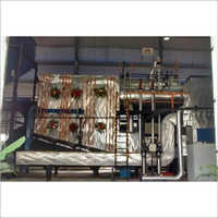 Reciprocating Step Grate Furnace Steam Boiler