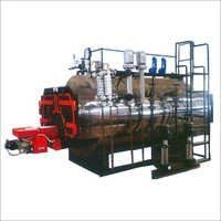Oil And Gas Fired Fully Wetback Steam Boilers