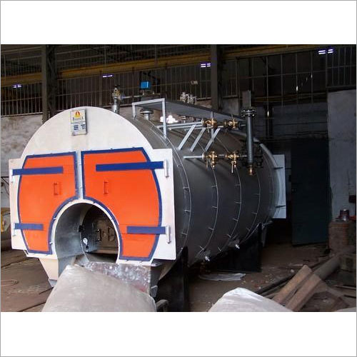 Steamax Steam Boilers