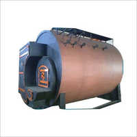 Coconut Shell Fired Fully Wetback Boilers