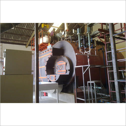 Nutshell Fired Fully Wetback Boilers
