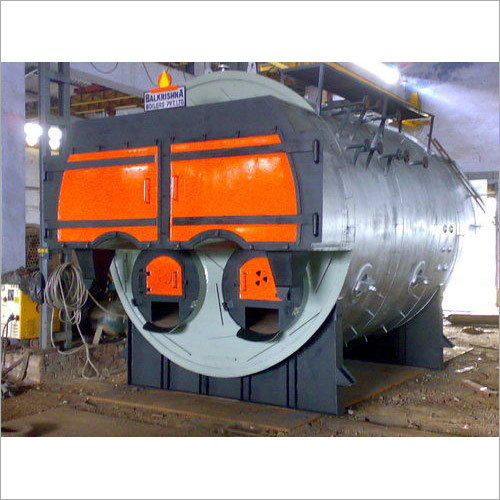 Coal Fired Fully Wetback Boilers