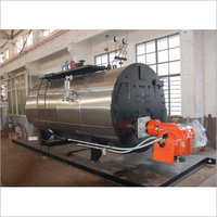 Oil and Gas Fired Fully Wetback Boilers