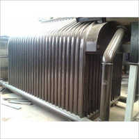 Wood And Coal Fired Water Wall Membrane Panel Boilers