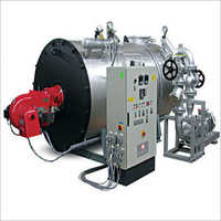 Vertical Three Pass Wood Coal Thermic Fluid Heaters