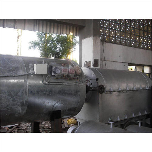Industrial Solid Thermic Fluid Heaters