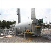 Oil Gas Fired Thermic Fluid Heaters