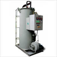 Industrial Thermic Fluid Heaters