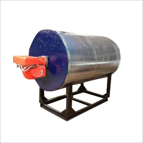 Vertical FBC Thermic Fluid Heaters