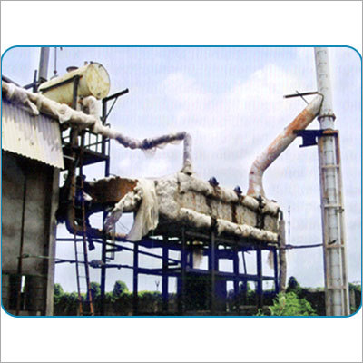 Waste Heat Thermic Fluid Heaters