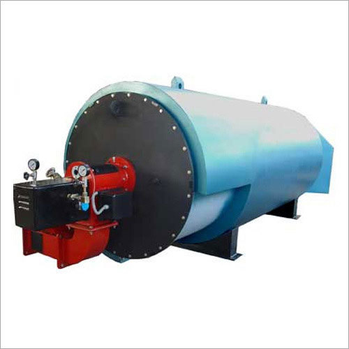 Automatic Three Pass Shell Type Hot Air Generator