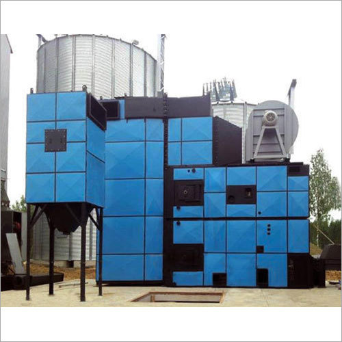 Biomass Fired Hot Air Generator