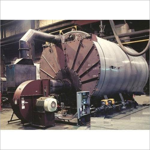 Commercial Oil Fired Boiler