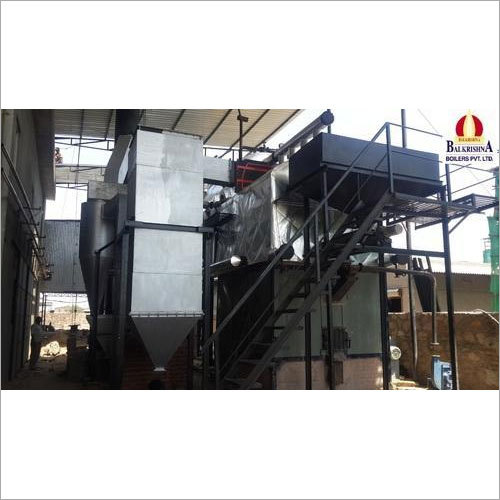 20 TPH Fluidized Bed Boilers