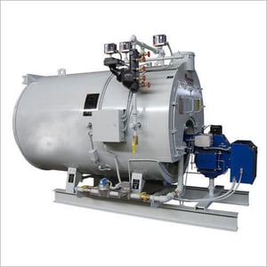 Industrial Fluidized Bed Boilers