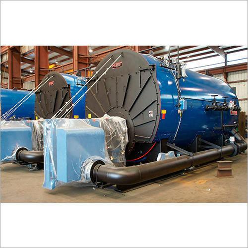 Single Drum Water Tube Boilers